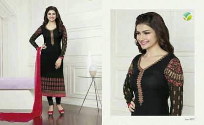 Picture of Vinoy Original Indian Black & Red