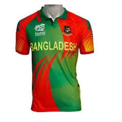 Picture of Bangladesh Cricket Team World Cup 2015 Jersey