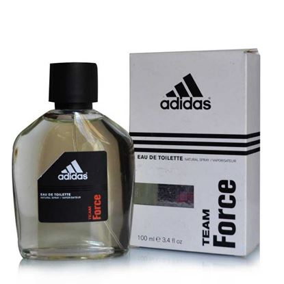 Picture of Adidas Team Force Eau De Toilette Perfume, 100ml.