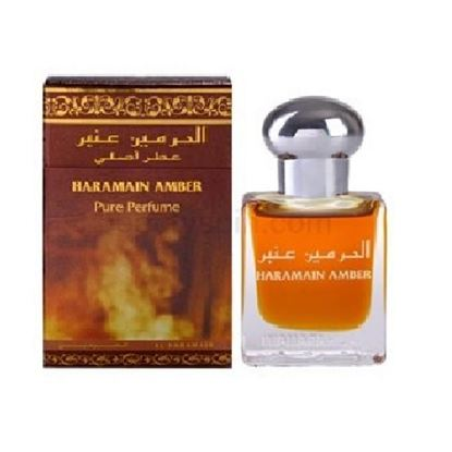 Picture of Al Haramain Amber Perfume Attar Oil 15Ml.
