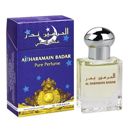 Picture of Al Haramain Badar Pure Perfume-15-Ml