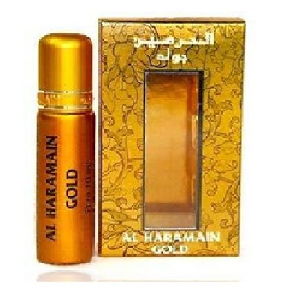Picture of Al Haramain Gold Perfume Attar Oil 10Ml.