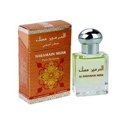 Picture of Al Haramain Musk Perfume Attar Oil 15Ml.