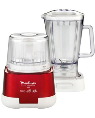 Picture of  Moulinex Moulinex DP 805 Chopper Blender 350g - Red