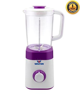 Picture of Walton WB-AM830 2 in 1 Blender 1.5L - White and Purple