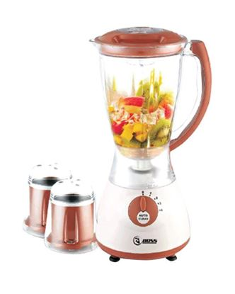 Picture of BOSS NBL15300-B - 3 in 1 Blender 1.5L - White and Coffee