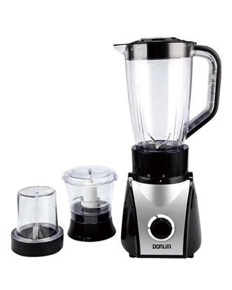 Picture of Donlim BL9830-AG Stand Blender (3 in 1) 1.5L - Black