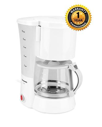Picture of  Panasonic Panasonic NC-GF1 Coffee Maker - White