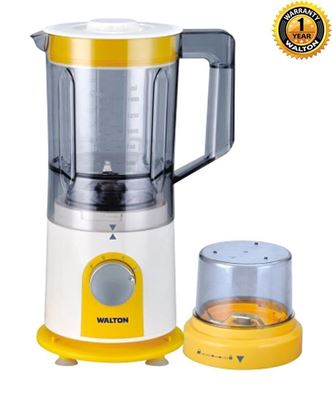 Picture of Walton WB-Q409 2 in 1 Blender 1.5L - Yellow