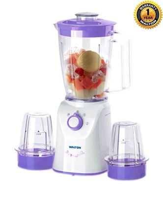 Picture of  Walton Walton WB-OK70 3 in 1 Blender 1.25L - White and Purple
