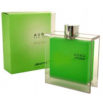 Picture of Aura EDT Spray Men's Fragrance by Jacomo