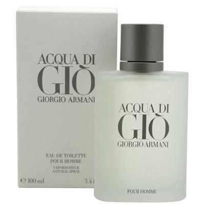 Picture of Giorgio Armani Acqua Di Gio M 3.4 EDT SPR Perfume