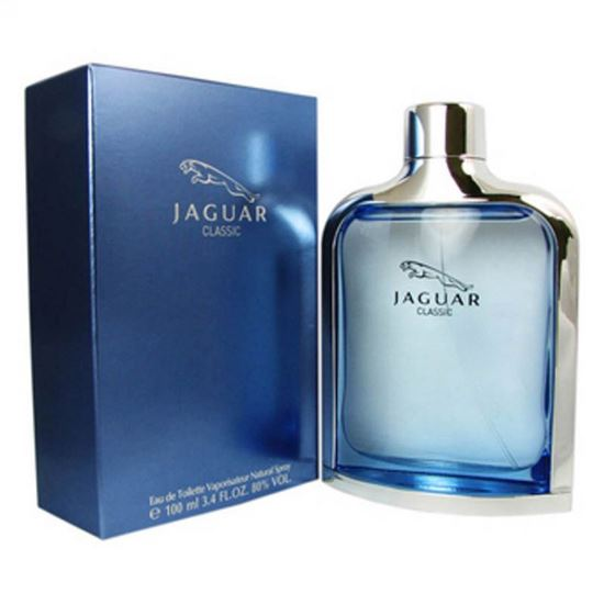 Picture of Jaguar Blue Classic Perfume for Men 100ml