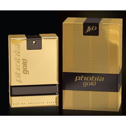 Picture of JPD Edt Phobia Gold Men's Perfume, 100ml