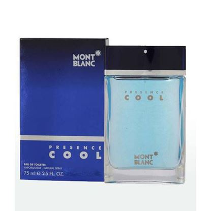 Picture of Mont Blanc Presence Cool Perfume for Men, 75ml