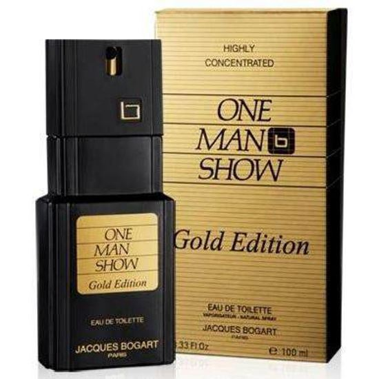 Picture of One Man Show Gold Edition Perfume for Men 100ml