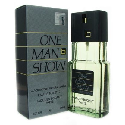 Picture of One Man Show Silver Natural Body Perfume for Men 100ml