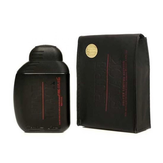 Picture of Pure Black Perfume for Men, 100 ml