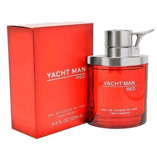 Picture of Yacht Man Red Perfume