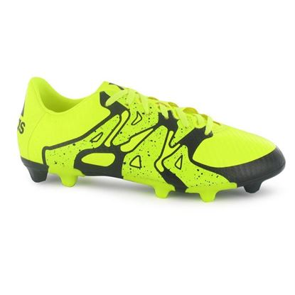 Picture of Men's Football Boot - Yellow and Black