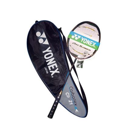 Picture of Yonex Cabonex Badminton Racket with String