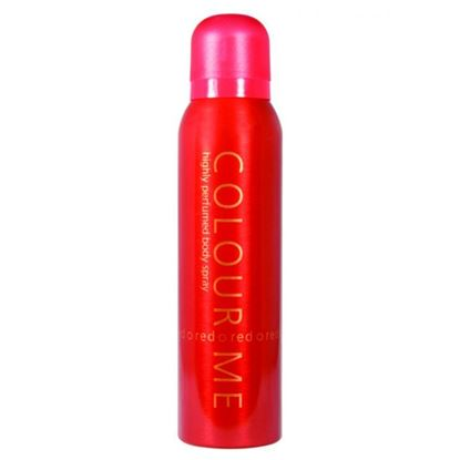 Picture of COLOUR ME Women's Red Perfume - 50ml