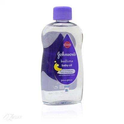 Picture of Johnson's Bedtime Baby Oil