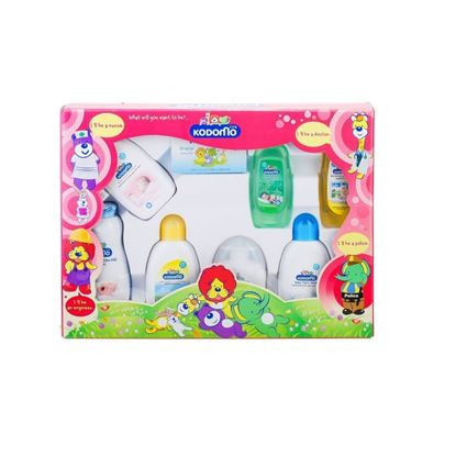 Picture of Kodomo Baby Gift Set - 8 Piece