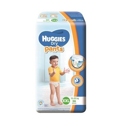 Picture of Huggies Dry Pants-XXL (15-25kg) 36 Pieces