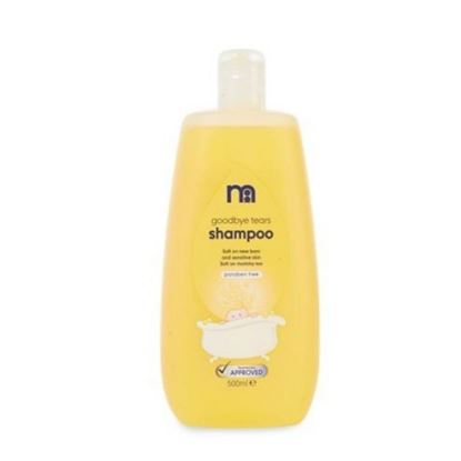 Picture of Mothercare Baby Shampoo Goodbye eyewater