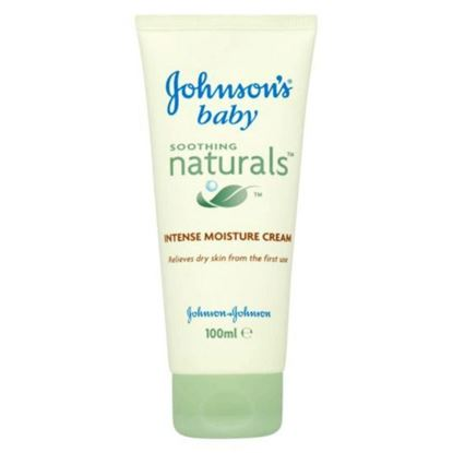 Picture of Johnson's baby Naturals Moisture Soothing Cream 100ml.