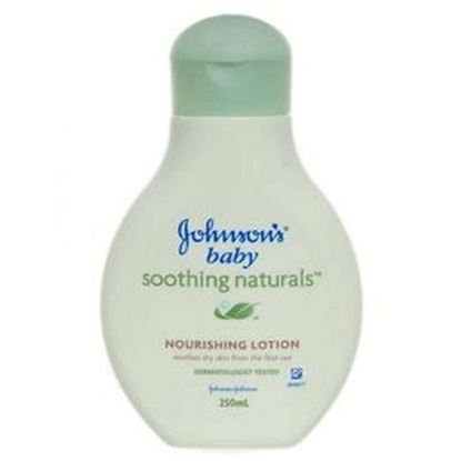 Picture of Johnson's baby Naturals Moisture Soothing Lotion 250ml.
