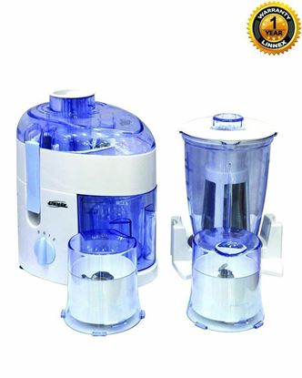 Picture of  Linnex BL AMR-800D 4 in 1 Juice Extractor Blender 1L