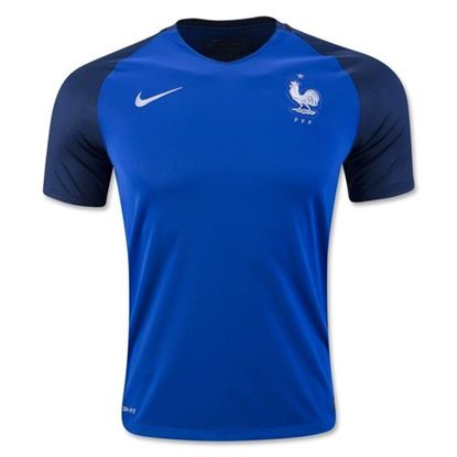 Picture of France Home Euro Home Jersey