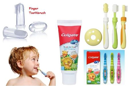 Picture for category Toothpaste & Brush