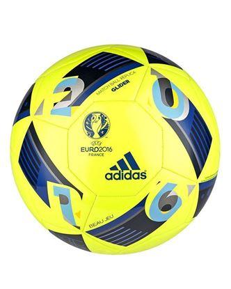 Picture of Adidas Beau Jeu Size 5 Football - Yellow