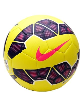Picture of Nike Pitch Size 5 Football - Yellow