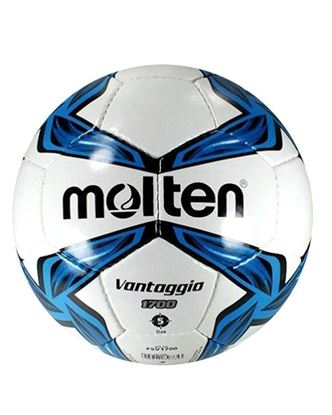 Picture of Molten Size 5 Football - White and Blue