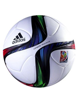 Picture of Adidas Context15 Size 5 Football – White