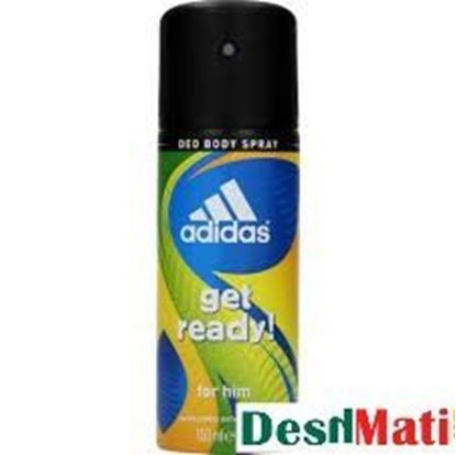 Picture of Adidas Deo Body Get Ready! 150 ml/96g