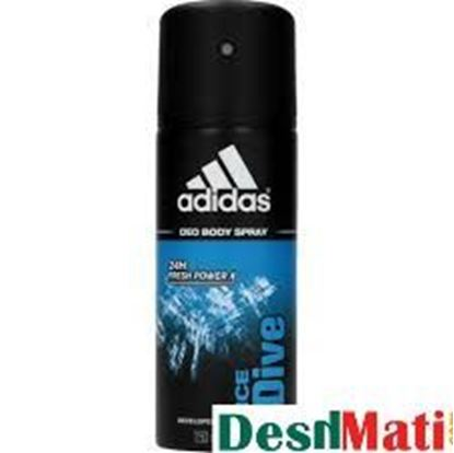 Picture of Adidas Deo Body Spray Ice Dive 150 ml/96g