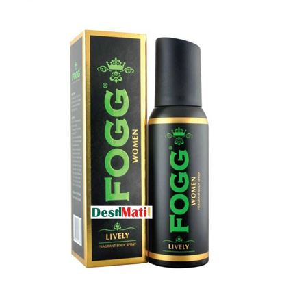 Picture of Fogg Black Collection Lively Body Spray