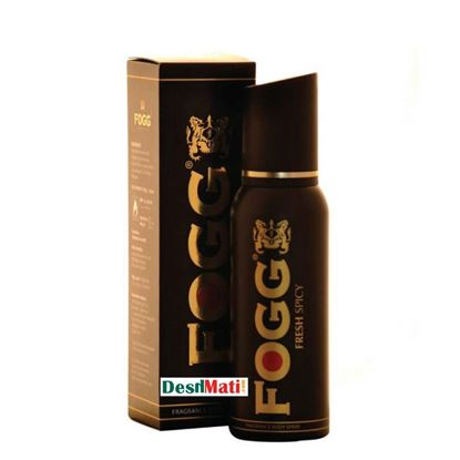 Picture of Fogg Black Collection Fresh Spicy Body Spray