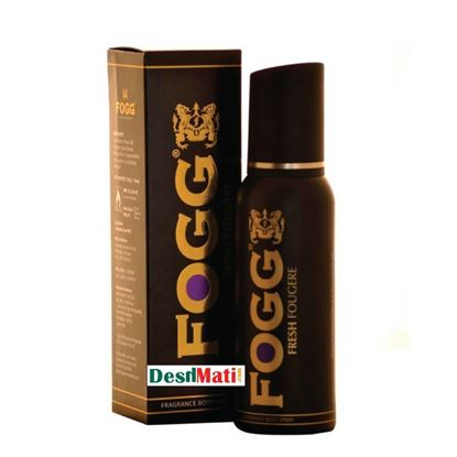Picture of Fogg Black Collection Fresh Fougere Body Spray