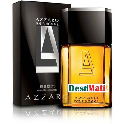 Picture of Azzaro Black Pour Homme Perfume For Men, 100ml