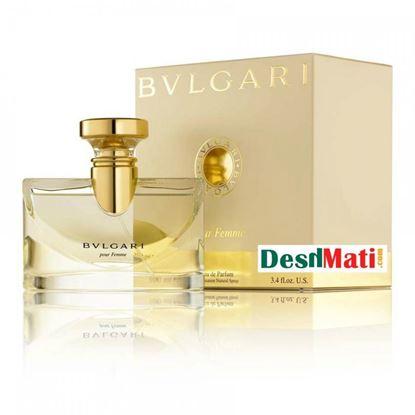 Picture of Bvlgari Pour Femme Bvlgari for Women - 100 ml EDP
