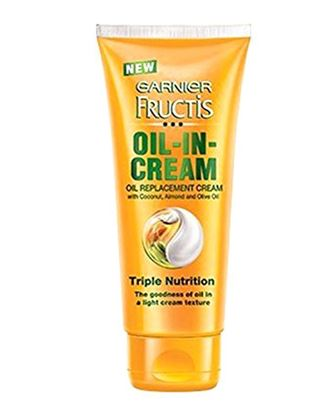 Picture of Garnier Fructis Triple Nutrition Oil in Cream - 200gm