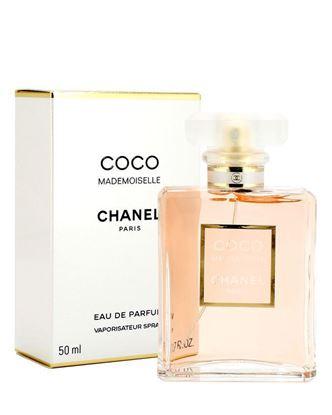 Picture of  Chanel COCO MADEMOISELLE Eau De Parfum Spray For Women - 50ml