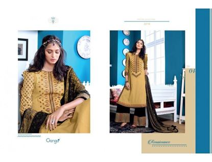 Picture of Ganga Fashion Light Sand & Black