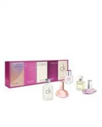 Picture of Calvin Klein Ladies Perfume Gift Set - 5 Miniatures